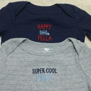 Other - Koala Baby Long Sleeve Onsies
